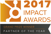 HubSpot Partner of the Year 2017
